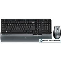 Мышь + клавиатура Logitech S520