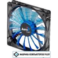 Кулер для корпуса AeroCool Shark Fan 140mm Blue Edition
