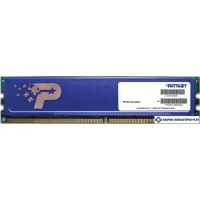 Оперативная память Patriot Signature Line 8GB DDR3 PC3-12800 [PSD38G16002H]