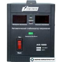 Стабилизатор напряжения Powerman AVS 1000D Black