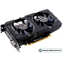 Видеокарта Inno3D GeForce GTX 1050 Twin X2 2GB GDDR5 [N1050-1DDV-E5CM]
