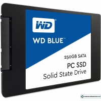 SSD WD Blue 250GB [WDS250G1B0A]