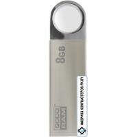USB Flash GOODRAM UUN2 8GB [UUN2-0080S0R11]