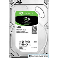 Жесткий диск Seagate BarraCuda 3TB [ST3000DM008]