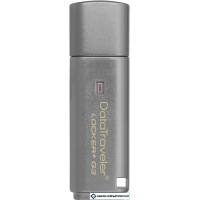 USB Flash Kingston DataTraveler Locker+ G3 32GB (DTLPG3/32GB)