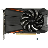Видеокарта Gigabyte GeForce GTX 1050 D5 2GB GDDR5 [GV-N1050D5-2GD]
