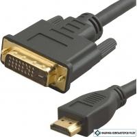 Кабель HDMI - DVI-D 1.8 м