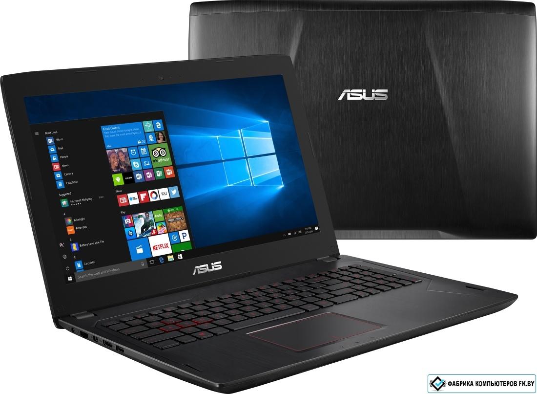 Ноутбук ASUS FX502VM-DM105T: купить в Минске. Продажа в кред