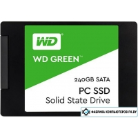 SSD WD Green 240GB [WDS240G1G0A]