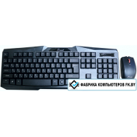 Мышь + клавиатура D-computer KB-R006
