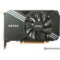 Видеокарта ZOTAC GeForce GTX 1060 Mini 6GB GDDR5 [ZT-P10600A-10L]