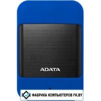 Внешний жесткий диск A-Data HD700 1TB (синий) [AHD700-1TU3-CBL]