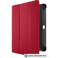 Чехол для планшета Belkin Tri-Fold Folio для Samsung Galaxy Tab 2 10.1 (F8M394CWC)