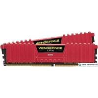 Оперативная память Corsair Vengeance LPX 2x8GB DDR4 [CMK16GX4M2B3000C15R]