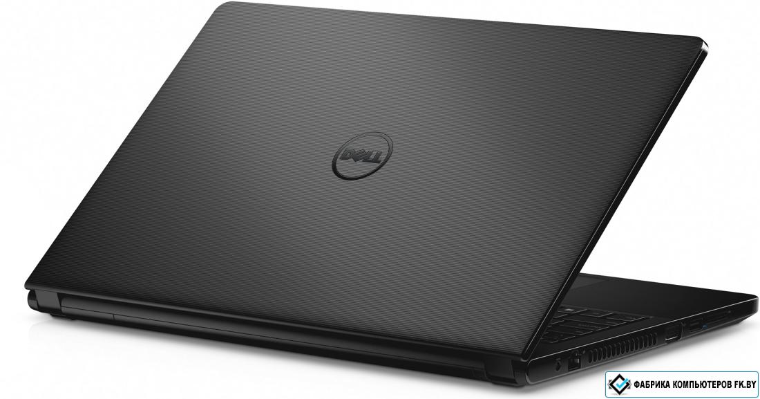 Ноутбук Dell Vostro 3568 3568-9378 (Intel Core i3-6006U 2.0 GHz/4096Mb/500Gb/DVD-RW/Intel HD Graphics/Wi-Fi/Bluetooth/Cam/15.6/1366x768/Windows 10)
