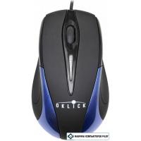Мышь Oklick 235M (черный/синий) [997801]