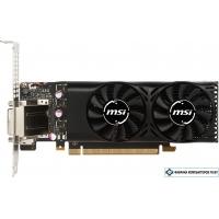 Видеокарта MSI Geforce GTX 1050 Ti 4GB GDDR5 [GTX 1050 TI 4GT LP]