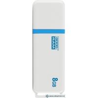 USB Flash GOODRAM UMO2 8GB (белый) [UMO2-0080WER11]