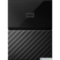 Внешний жесткий диск WD My Passport 1TB [WDBBEX0010BBK]