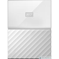 Внешний жесткий диск WD My Passport 1TB [WDBBEX0010BWT]