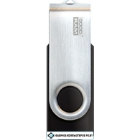 USB Flash GOODRAM UTS2 16GB OTG (черный) [UTS2-0160K0R11]