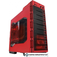 Корпус Raidmax Seiran Red