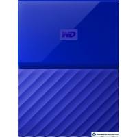 Внешний жесткий диск WD My Passport 2TB [WDBYFT0020BBL]