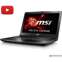 Ноутбук MSI GL62 7QF-1675XPL 16 Гб