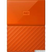 Внешний жесткий диск WD My Passport 1TB [WDBYNN0010BOR]