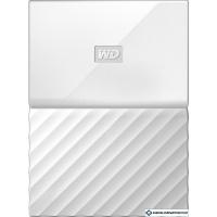 Внешний жесткий диск WD My Passport 1TB [WDBYNN0010BWT]