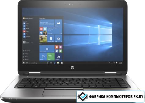 Ноутбук HP ProBook 640 G3 Z2W32EA (Intel Core i5-7200U 2.5 GHz/8192Mb/256Gb SSD/DVD-RW/Intel HD Graphics/Wi-Fi/Bluetooth/Cam/14/1920x1080/Windows 10 64-bit)
