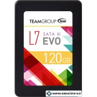 SSD Team L7 Evo 120GB [T253L7120GTC101]