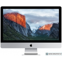 Моноблок Apple iMac 27'' Retina 5K (MK482)