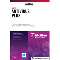 Антивирус McAfee AntiVirus Plus (BKCMAV1YRPOL)