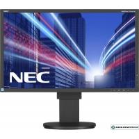 Монитор NEC EA244UHD Black