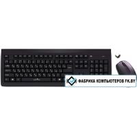 Мышь + клавиатура Oklick 210M Wireless Keyboard & Optical Mouse