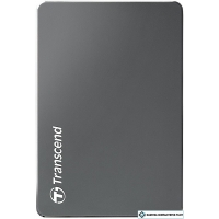 Внешний жесткий диск Transcend StoreJet 25C3 2TB [TS2TSJ25C3N]