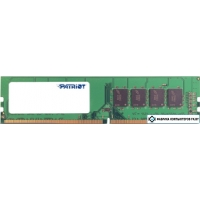 Оперативная память Patriot Signature Line 4GB DDR4 PC4-17000 [PSD44G213382]