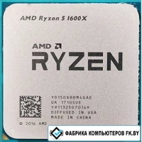 Процессор AMD Ryzen 5 1600X BOX