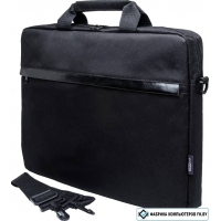 Сумка для ноутбука PC Pet POLYESTER 15,6 (PCP-1002BK)