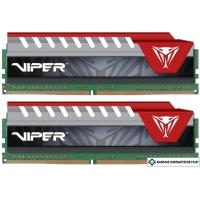 Оперативная память Patriot Viper Elite Series 2x8GB DDR4 PC4-19200 [PVE416G240C5KRD]
