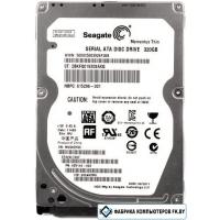 Жесткий диск Seagate Momentus Thin 320GB (ST320LT007)