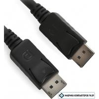 Кабель DisplayPort - DisplayPort 1.8 м