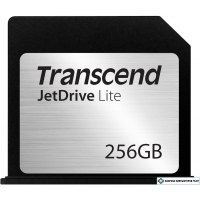 Карта памяти Transcend SDXC JetDrive Lite 130 256GB [TS256GJDL130]