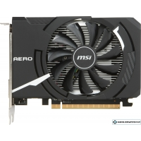 Видеокарта MSI Radeon RX 560 AERO ITX OC 4GB GDDR5 [RX 560 AERO ITX 4G OC]