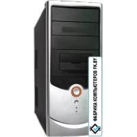 Корпус Delux DLC-MT376 Silver/Black 500W
