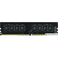 Оперативная память Team Elite 4GB DDR4 PC4-19200 [TED44G2400C1601]