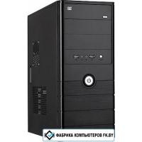 Корпус D-computer ATX-Q1-B без БП