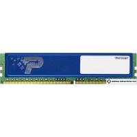 Оперативная память Patriot 2GB DDR3 PC3-12800 [PSD32G16002H]