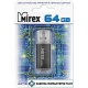 USB Flash Mirex UNIT BLACK 64GB (13600-FMUUND64)